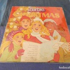 Discos de vinilo: LP THE BARBIE CHRISTMAS ALBUM USA 1981 BUEN ESTADO. Lote 209633063