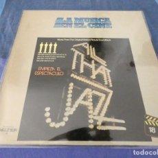 Discos de vinilo: LP BSO DE LA PELI ALL THAT JAZZ BUEN ESTADO. Lote 209633111