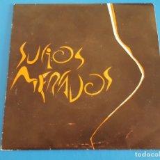 Discos de vinilo: SINGLE / SUCIOS MERCADOS / STREAP-TEASE - NOSTALGIA, 1990. Lote 209641595