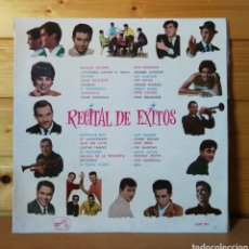 Discos de vinilo: LP ALBUM , RECITAL DE EXITOS , LA VOZ DE SU AMO. Lote 209644215