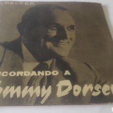 Discos de vinilo: VINILO RECORDANDO A TOMMY DORSEY. Lote 209644336