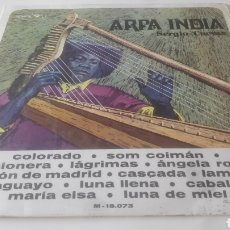 Discos de vinilo: VINILO SERGIO CUEVAS.. Lote 209645143