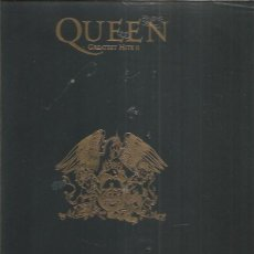 Discos de vinilo: QUEEN GREATEST HITS II. Lote 209676140