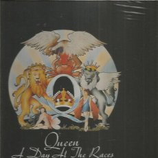 Discos de vinilo: QUEEN DAY AT THE RACES. Lote 209676218