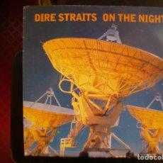 Disques de vinyle: DIRE STRAITS- ON THE NIGHT. 2 LPS.. Lote 209684526