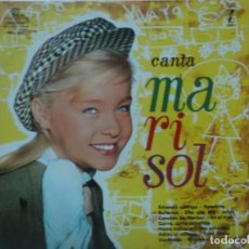 Discos de vinilo: MARISOL CANTA-EXCELENTE ESTADO. Lote 209707771