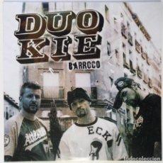 """Discos de vinilo: DUO KIE - BARROCO [ HIP HOP / RAP ] [EDICIÓN ESPECIAL LIMITADA 2LP 12"""" 33RPM] 2004. Lote 209708406"""