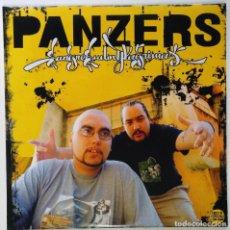 """Discos de vinilo: PANZERS -SANGRE SUDOR Y LAGRIMAS [HIP HOP / RAP] [EDICIÓN ESPECIAL LIMITADA 2LP 12"""" 33RPM] 2003. Lote 209708986"""