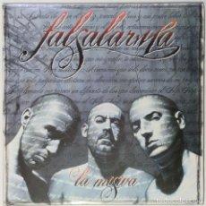 """Discos de vinilo: FALSALARMA - LA MISIVA [ HIP HOP / RAP ] [EDICIÓN ESPECIAL LIMITADA 2LP 12"""" 33RPM] 2002. Lote 235678410"""