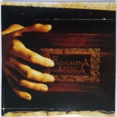 """Discos de vinilo: FALSALARMA - ALQUIMIA [ HIP HOP / RAP ] [EDICIÓN ESPECIAL DELUXE LIMITADA 3LP 12"""" 33RPM] 2005. Lote 209709438"""
