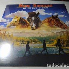 Discos de vinilo: LP - NEW SWEARS – AND THE MAGIC OF HORSES - DAV185 - E. LIMITADA - NUEVO!. Lote 209709916