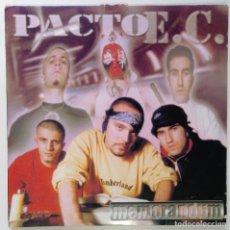 "Discos de vinilo: PACTO ENTRE CASTELLANOS - MEMORANDUM [PACTO E. C.] [2LP 12"" 33RPM] AVOID RECORDS 1999 BOA MUSIC. Lote 209709950"