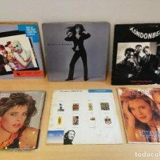 Discos de vinilo: 16 MAXI SINGLES DE DIFERENTES ESTILOS, ESTAN TODOS FOTOGRAFIADOS.. Lote 209713000