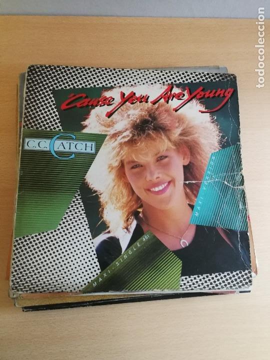 Discos de vinilo: 16 Maxi Singles de diferentes estilos, estan todos fotografiados. - Foto 17 - 209713000