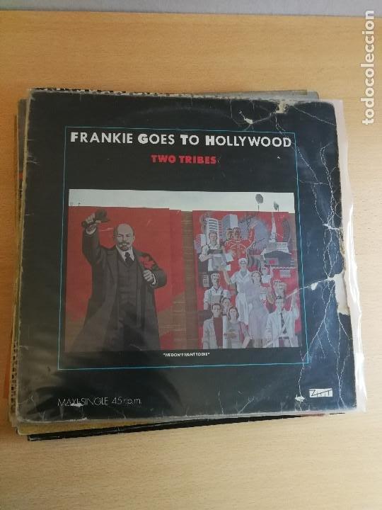 Discos de vinilo: 16 Maxi Singles de diferentes estilos, estan todos fotografiados. - Foto 18 - 209713000