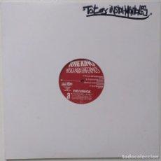 Discos de vinilo: TOTE KING - INSTRUMENTALES MÚSICA PARA ENFERMOS [HIP HOP / RAP] [EDICIÓN LIMITADA 2LP 33RPM] 2004. Lote 209718148
