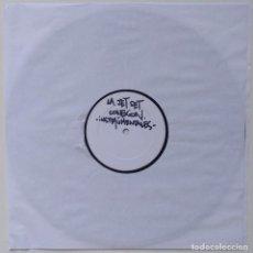 Discos de vinilo: LA JET SET CONEXION - SIN ESCAPE INSTRUMENTALES [HIP HOP / RAP] [EDICIÓN LIMITADA LP 33RPM] [2002]. Lote 209719217