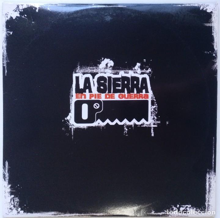 LA SIERRA - EN PIE DE GUERRA [ HIP HOP / RAP COMPILATION ] [EDICIÓN LIMITADA 2LP 33RPM] [2003] (Música - Discos - LP Vinilo - Rap / Hip Hop)