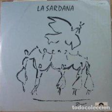 Discos de vinilo: COBLA BARCELONA, LA SARDANA VOL. II, LP POLYDOR(24 67 009) PICASSO 1973 (CARPETA ABIERTA). Lote 209728831