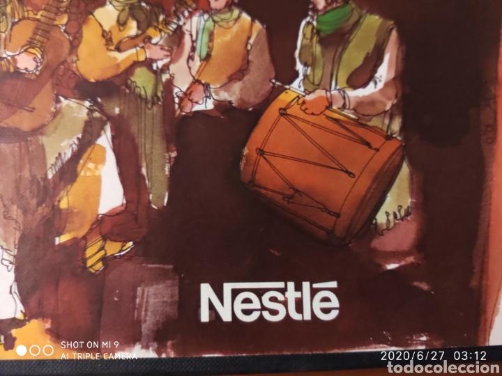 Discos de vinilo: MÚSICA POPULAR ARGENTINA, ESTUCHE, TRES LPS, 1974, ÚNICOS, NESTLÉ, VER - Foto 3 - 209729335