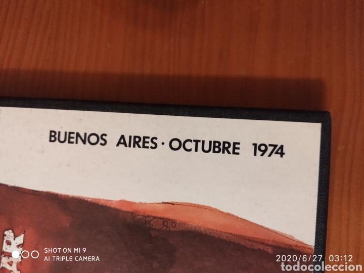 Discos de vinilo: MÚSICA POPULAR ARGENTINA, ESTUCHE, TRES LPS, 1974, ÚNICOS, NESTLÉ, VER - Foto 5 - 209729335
