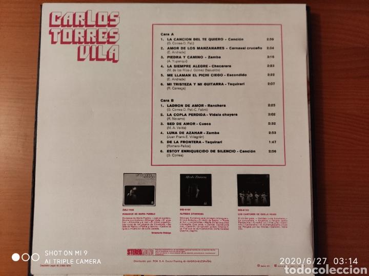 Discos de vinilo: MÚSICA POPULAR ARGENTINA, ESTUCHE, TRES LPS, 1974, ÚNICOS, NESTLÉ, VER - Foto 12 - 209729335