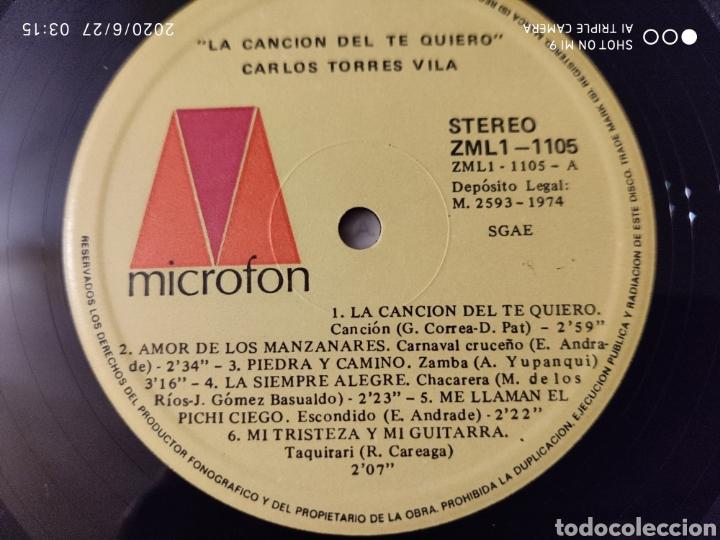 Discos de vinilo: MÚSICA POPULAR ARGENTINA, ESTUCHE, TRES LPS, 1974, ÚNICOS, NESTLÉ, VER - Foto 15 - 209729335