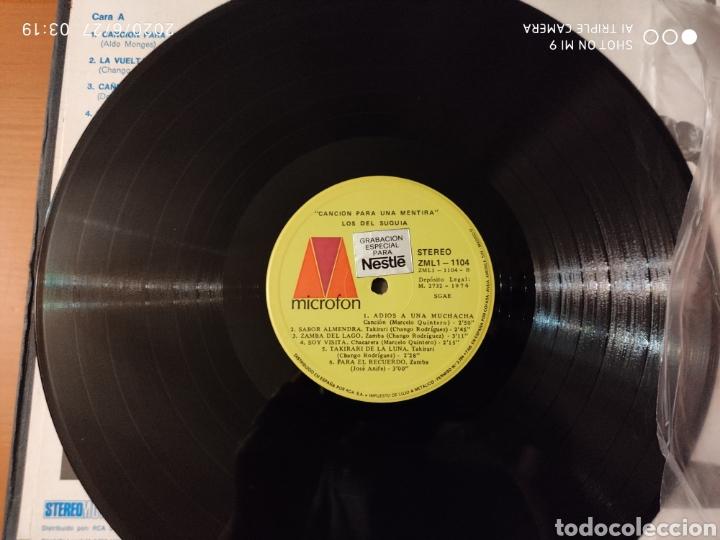 Discos de vinilo: MÚSICA POPULAR ARGENTINA, ESTUCHE, TRES LPS, 1974, ÚNICOS, NESTLÉ, VER - Foto 19 - 209729335