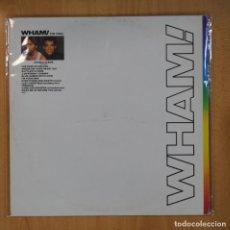 Discos de vinilo: WHAM! - THE FINAL - 2 LP. Lote 209754430