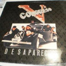 Discos de vinilo: LP Vº CONGRESO. DESAPARECIDOS.CFE 1984 SPAIN (PROBADO, BIEN, BUEN ESTADO). Lote 209755090