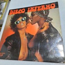 Discos de vinilo: DISCO INFERNO.. Lote 209764891