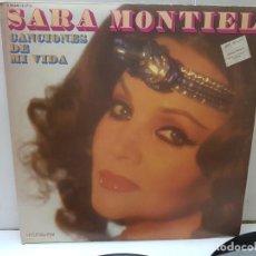 Discos de vinilo: DOBLE LP-SARITA MONTIEL-CANCIONES DE MI VIDA EN FUNDA ORIGINAL 1982. Lote 209771712