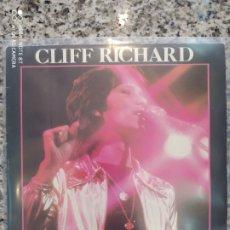 Discos de vinilo: CLIFF RICHARD. WE DON'T TALK ANYMORE. SINGLE VINILO BUEN ESTADO. Lote 209772770