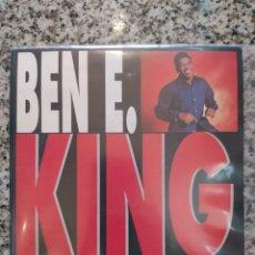 Discos de vinilo: BEN E. KING. STAND BY ME. SINGLE VINILO BUEN ESTADO.. Lote 209773101