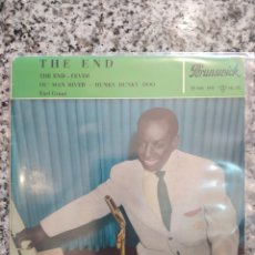 Discos de vinilo: EARL GRANT. THE END - FEVER. EP VINILO 1960. BUEN ESTADO.. Lote 209776460