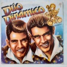Discos de vinilo: DUO DINÁMICO. 20 ÉXITOS DE ORO. 1980. FUNDA INTERIOR CON LETRAS.. Lote 209777760