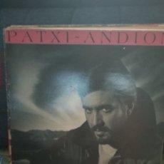 Discos de vinilo: PATXI ANDION. Lote 209792242