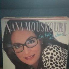 Discos de vinilo: NANA MOUSKOURI. Lote 209792370