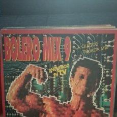 Discos de vinilo: BOLERO MIX9. Lote 209792696