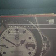 Discos de vinilo: URBAN SOUL. Lote 209792760