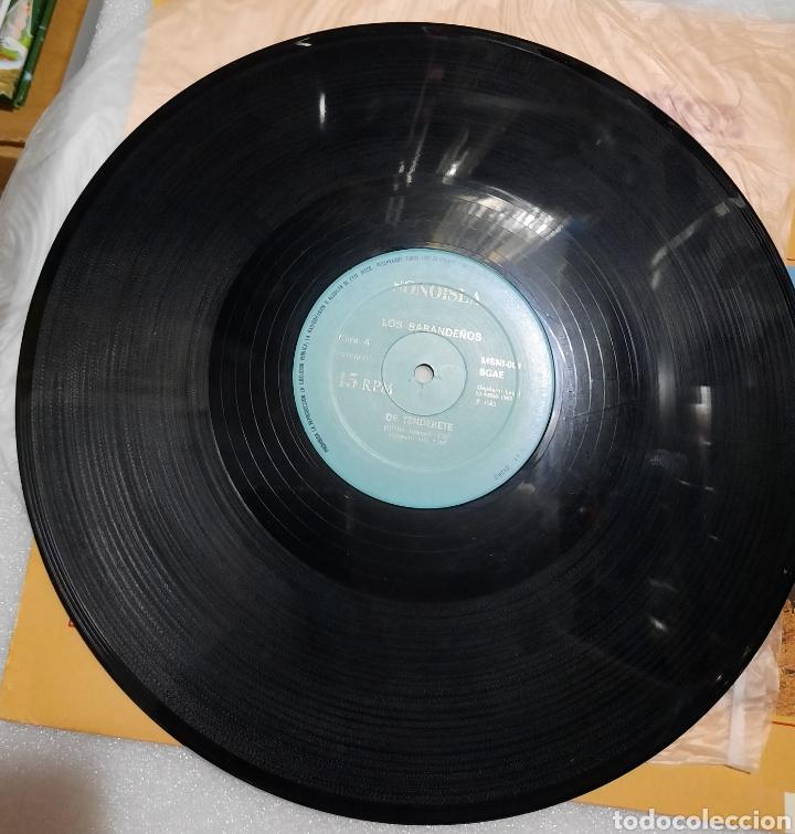 Discos de vinilo: Los sabandeños - De tenderete - Foto 3 - 209803691