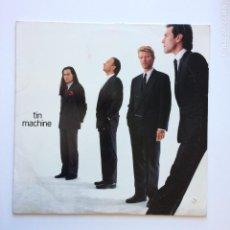 Discos de vinilo: TIN MACHINE – TIN MACHINE USA 1989 EMI USA. Lote 209809548