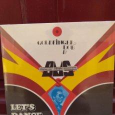 Discos de vinilo: GOLDFINGER DOE &B.M.S.–LET'S DANCE TOGETHER . LP VINILO PRECINTADO. AFROBEAT. Lote 209818002