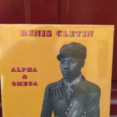 Discos de vinilo: BENIS CLETIN–ALPHA & OMEGA . LP VINILO PRECINTADO. AFROBEAT.. Lote 209818725