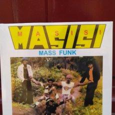 Discos de vinilo: MASISI MASS FUNK–I WANT YOU GIRL . LP VINILO NUEVO PRECINTADO - AFROBEAT. Lote 209823111