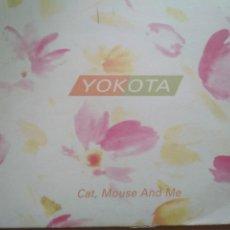 Discos de vinilo: YOKOTA CAT, MOUSE AND ME 2XLPS 1996. Lote 209825652