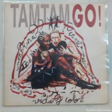 Discos de vinilo: TAMTAM GO! VIDA Y COLOR. EMI, 090 7809811. 1992.. Lote 209840005