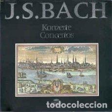 Disques de vinyle: J.S. BACH* – KONZERTE - CONCERTOS SELLO: ARCHIV PRODUKTION – 2722 011 FORMATO: 11 × VINYL, LP, CO. Lote 209847615