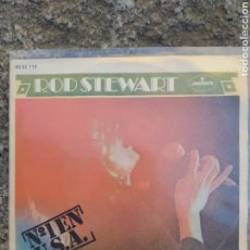 Discos de vinilo: ROD STEWART. MAGGIE MAY. SINGLE VINILO BUEN ESTADO.. Lote 209847991