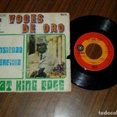 Discos de vinilo: NAT KING COLE. Lote 209850590